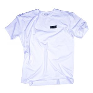 WAXTHAT Classic Tee White