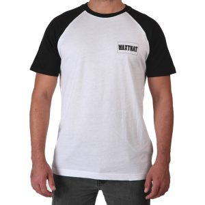 WAXTHAT Contrast Shirt - White