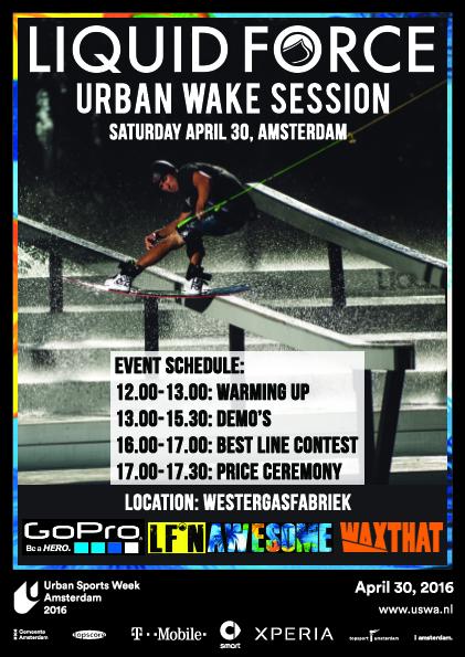 Urban Sports Week Amsterdam